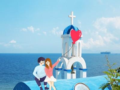 90后夫妻蜜月同游阿根廷旅游签证出签